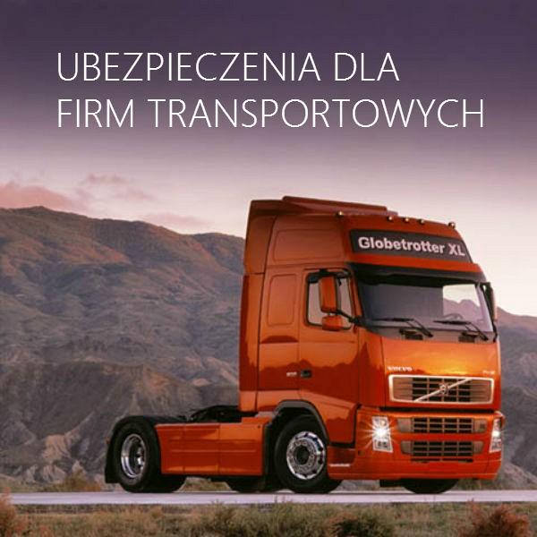 Dla firm transportowych